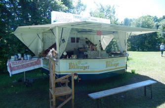 Gemüse-Auflauf: Kein Fleisch mehr auf dem Camp!